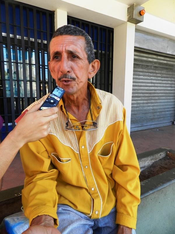 Andrade Bolívar, La gente se está muriendo de mengua, no hay medicinas ni útiles para la salud, los CDIs están contaminados y el pueblo sufriendo