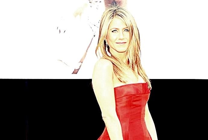Jennifer Aniston cumplió 50 años este 11 de febrero