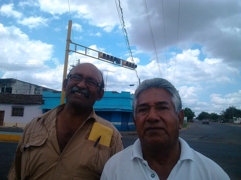 Rigoberto Suárez informó sobre la constitución del Frente de Transportistas del Guárico en Valle de la Pascua.jpg