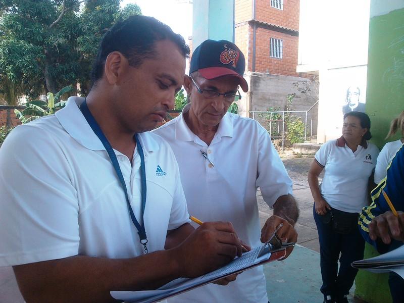 Karluis Ramos, coordinador de deporte en Municipio Escolar Infante (2)