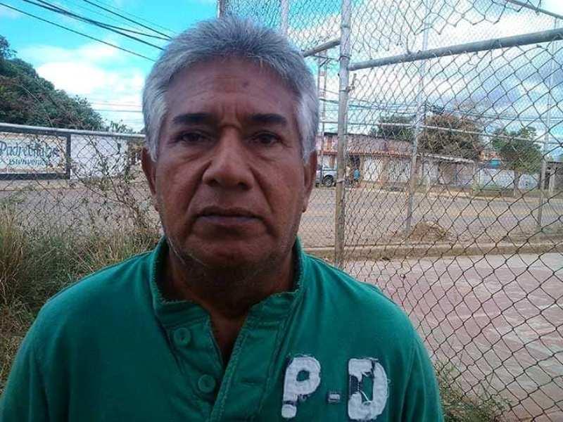 Rigoberto Suarez. El proyecto de unidad gremial cuenta con respaldo nacional.