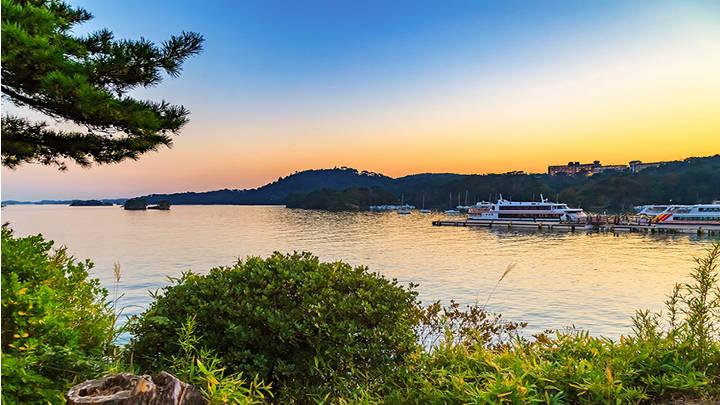 Tohoku, un destino en el milenario Japón. La bahía mágica de Matsushima, la más bella del mundo.