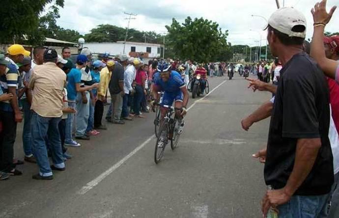 El Cl_sico de Ciclismo Esteban Castillo se corre el domingo 5 de mayo enChaguaramas