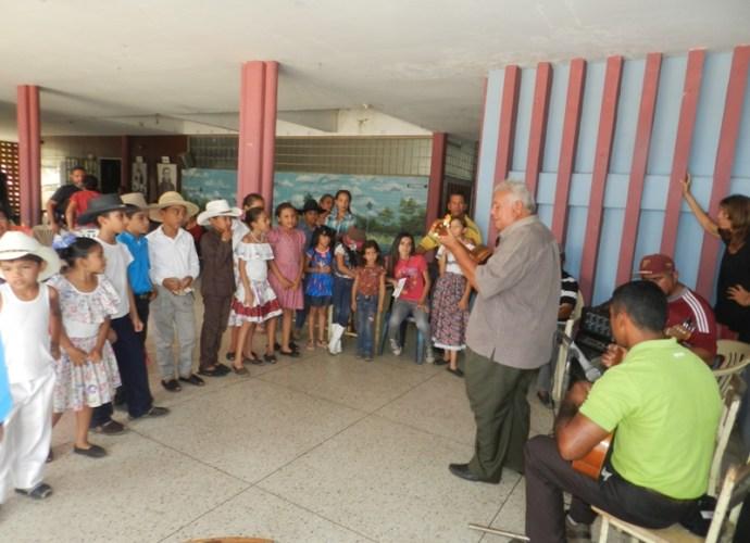 En audicion se estrcuturò delegacion de Guarico para el festival El Baquiano del Camino.jpg