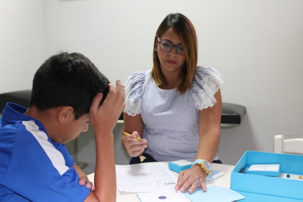 María Mendoza Hitcher, psicóloga experta en el abordaje de problemáticas en el área infanto-juvenil (Foto GilCar)