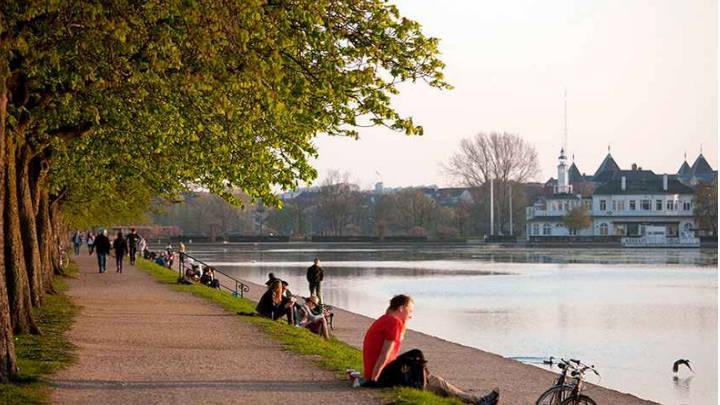 Copenhague, la ciudad de las bicicletas