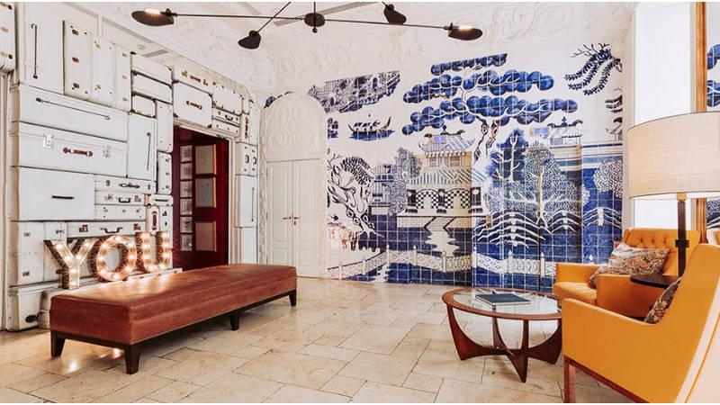 Dormitorios de estilo rupturista.