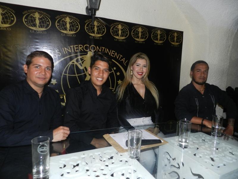 Coordinadores del Miss Intercontinental Guarico 2019 ofrecieron detalles en Rueda de Prensa (2)