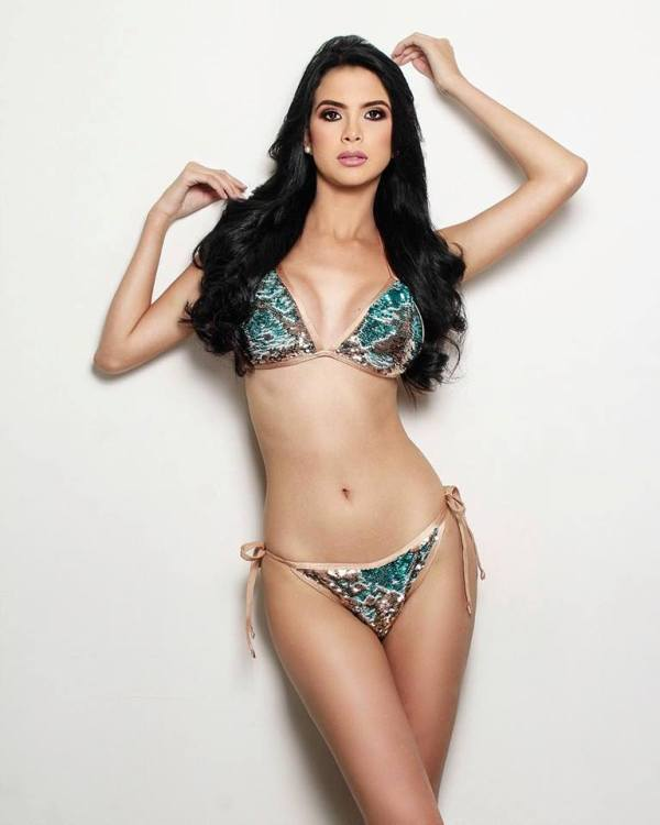 Grecia Bitchachi Miss Intercontinental Venezuela 2018