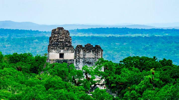 La arquitectura maya en Guateamla para el mundo