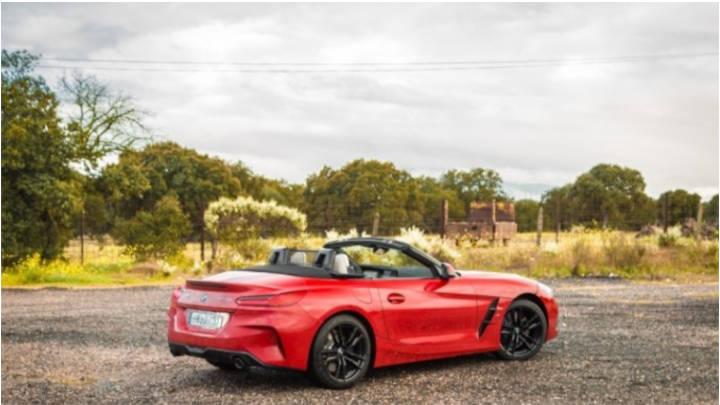 Embajador de admiración y la pasión BMW Z4 Roadster 2019, rompiendo corazones y leantando idilios eternos