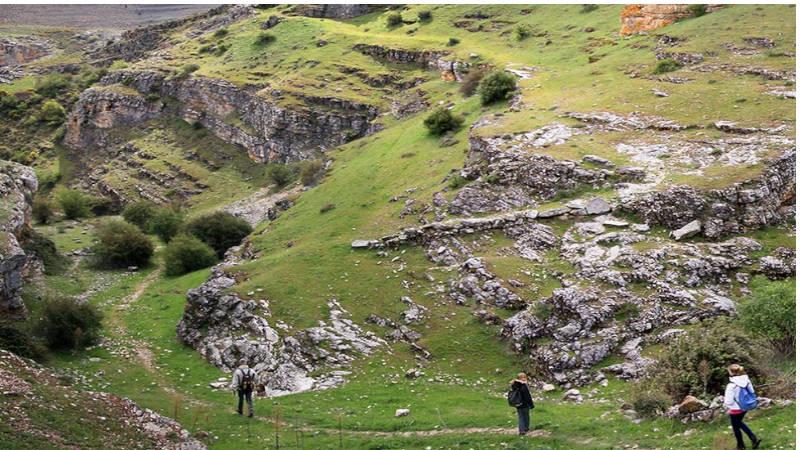 Tiermes y el Cañon de Caracena las tierras más bellas y puras de España