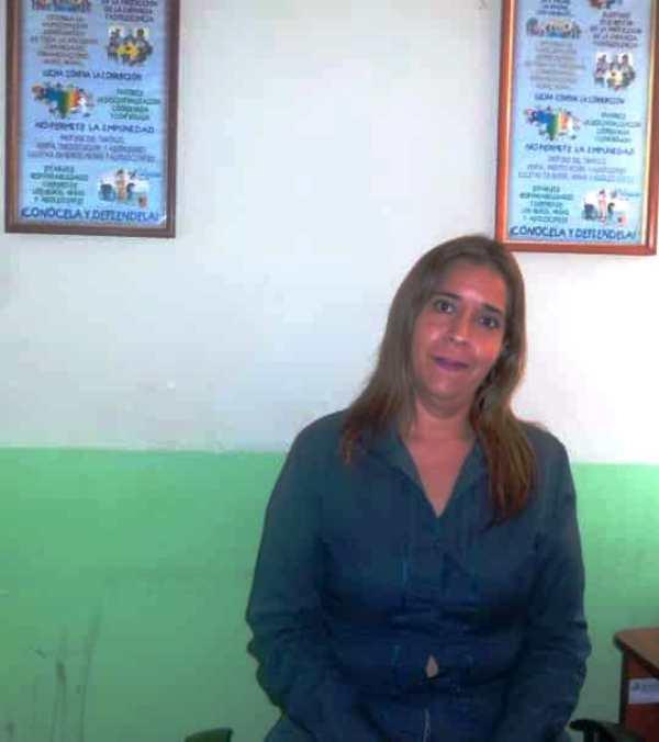 La consejera de CDPNNA Gabriela Maria Valera manifesto que los casos de maltrato de los niñas, niños y adolescente ha disminuido en el municipio Infante.