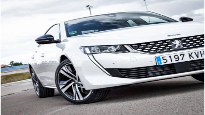 Detalles propios de un clásico, Peugeot 508 2019.