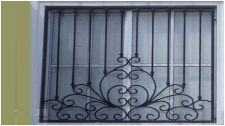 Rejas y ventanas, seguridad  más allá de las puertas.