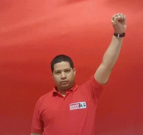 El gerente de Gas Comunal Leomar Gil fue asesinado por un funcionario de la Policía del estado Guárico y un civil. Foto: Redes Sociales.