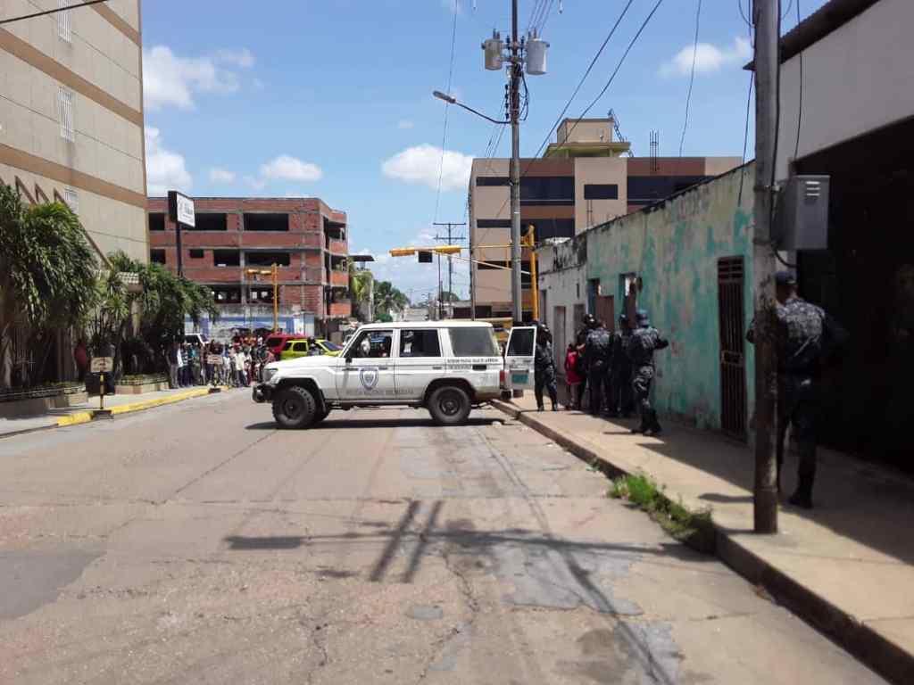 Dos viviendas eran utilizadas para actos ilícitos. Foto Cortesía.