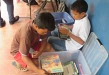 Campaña Nacional de Lectura
