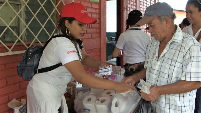 Casa Pellas donaciones Tola Rivas Nicaragua