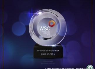 Premio IWSC, Flor de Caña