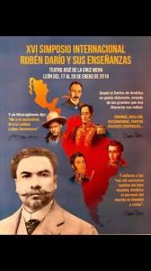 XVI Simposio Internacional Rubén Darío