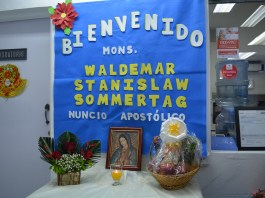 SER San Antonio, Nuncio