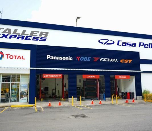 Talleres Express Casa Pellas