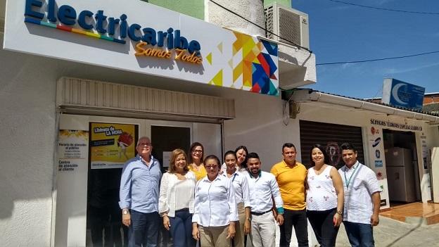 Nueva oficina de Electricaribe en el municipio de Galapa