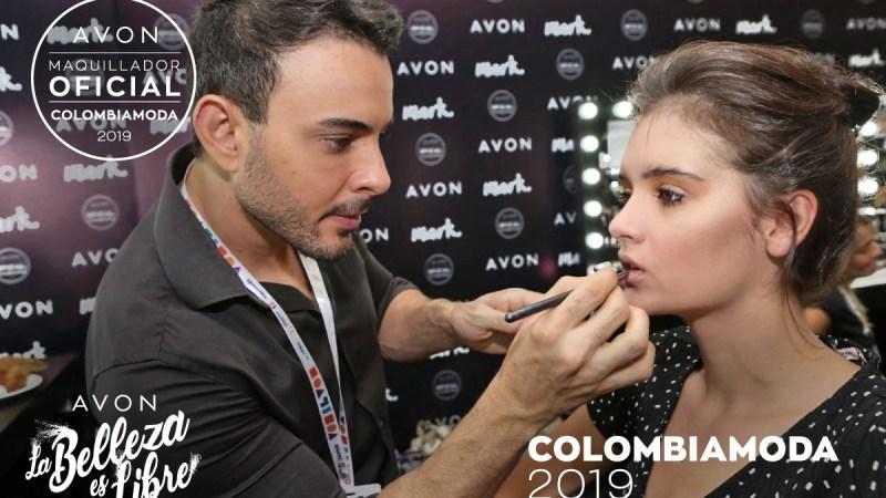 Avon celebra sus 30 años en el país, democratizando la moda y la belleza en Colombiamoda