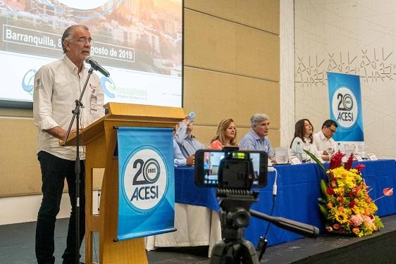 El 5 de septiembre la Gobernación del Atlántico firmará Acuerdo de Punto Final