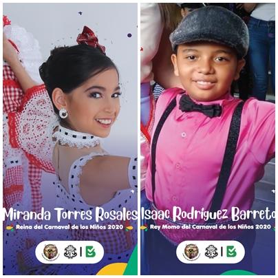En el mes de los angelitos, llegan los Reyes del Carnaval de los Niños 2020