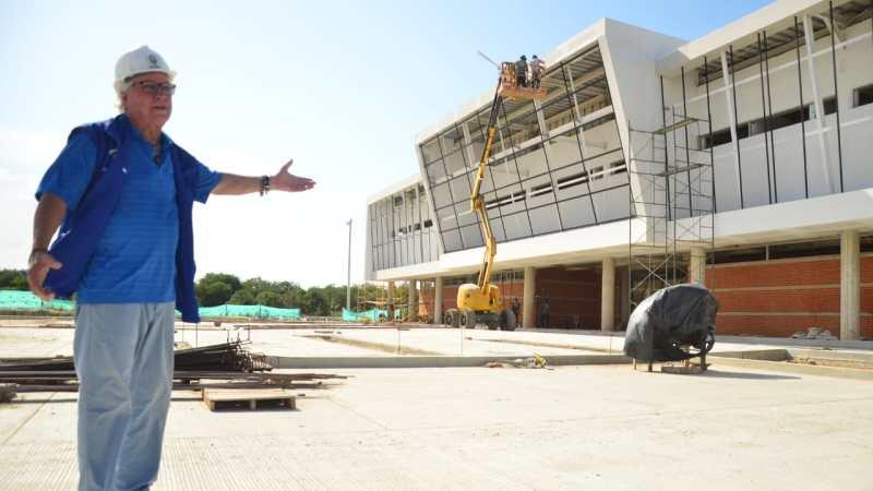 Alcalde Joao Herrera deja sede propia de la Alcaldía a la nueva Administración
