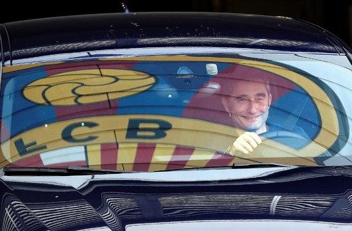 El Barcelona despide a Ernesto Valverde y ficha a Quique Setién