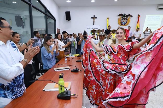 El Carnaval 2020 se tomó el Concejo de Barranquilla