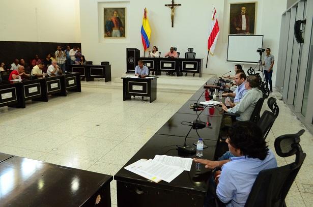Diputados invitaron a rector (e) de Uniatlántico a la Asamblea para que explique la situación de la alma mater