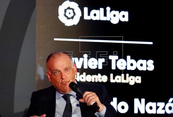 Acuerdo entre RFEF y LaLiga para suspender las competiciones hasta decisión del Gobierno