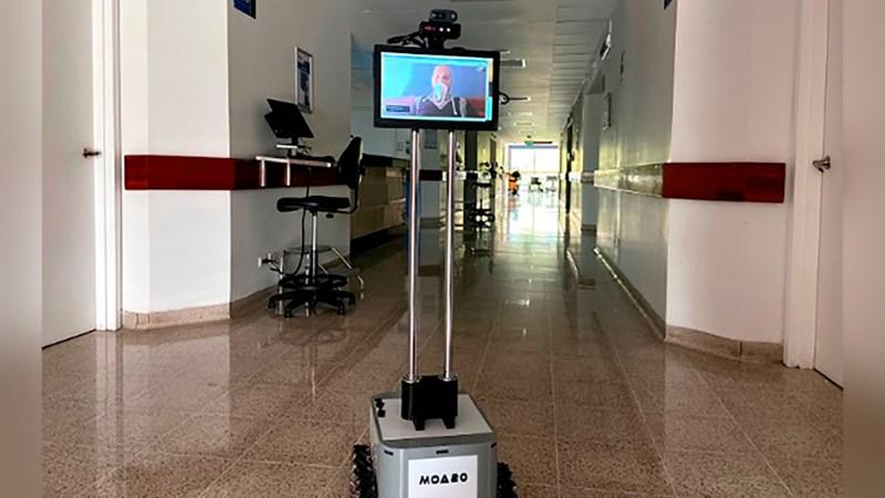 Sena desarrolló dispositivos e insumos médicos para enfrentar la pandemia y proteger al personal de la salud