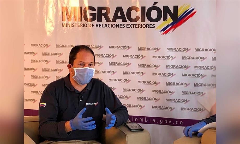 A la fecha han retornado al país 4.723 ciudadanos en 44 vuelos humanitarios, en medio de la pandemia, informó Migración Colombia