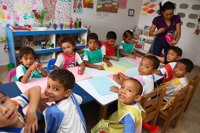 Distrito atendió 46.800 niños de 0 a 5 años con su programa de Primera Infancia