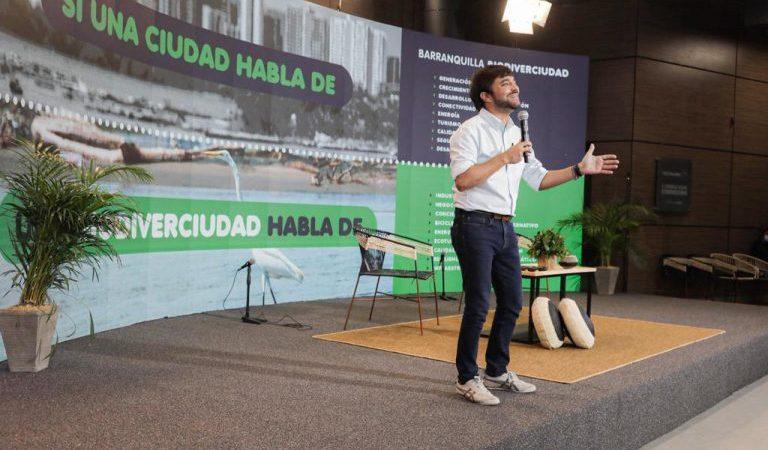"""""""Nuestros recursos naturales serán el motor del desarrollo"""": Pumarejo"""