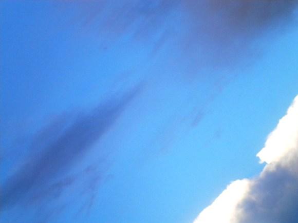 Un cielo que invita a soñar...