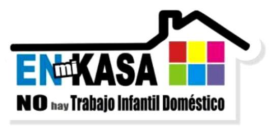 Campaña contra el trabajo infantil doméstico