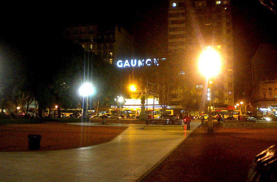 Otra vista del cine Gaumont