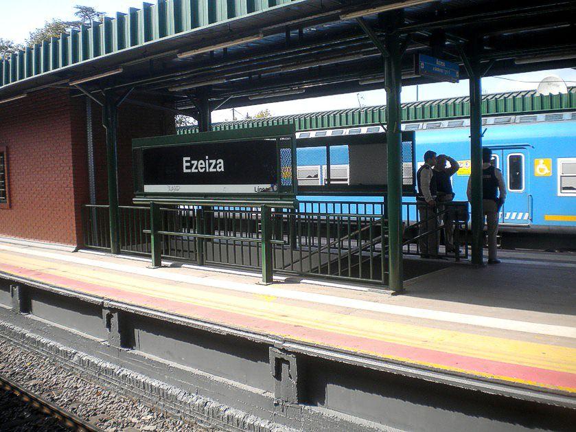 Estación Ezeiza