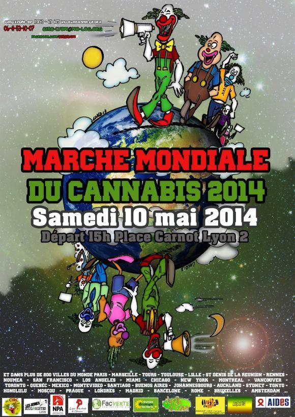Afiche de Lyon, Francia