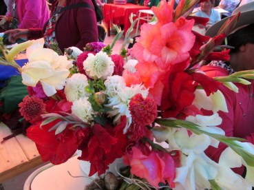 Flores iruyanas. (Foto: Pablo Harvey).