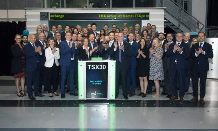 Ranking TSX 30