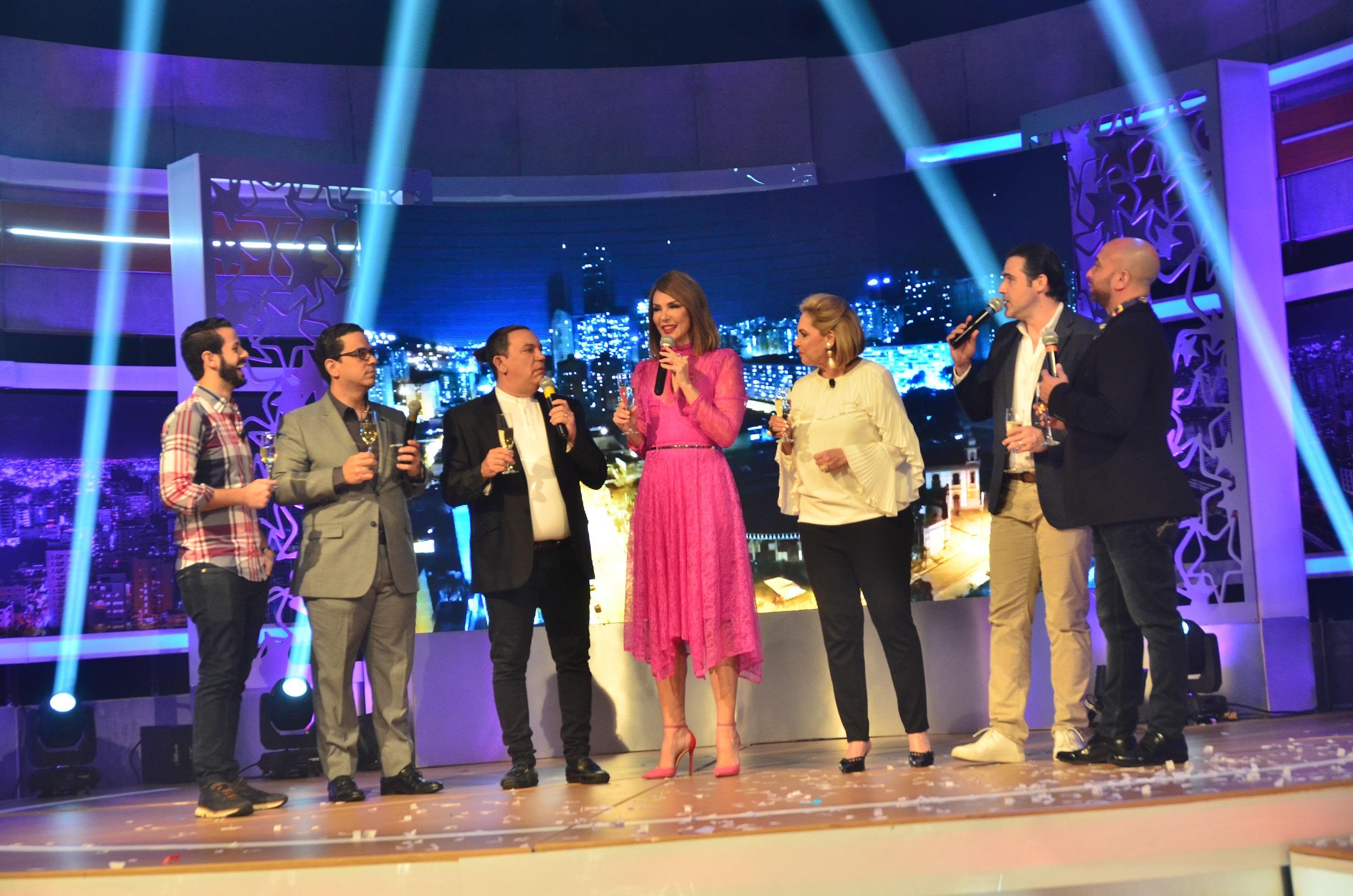 Milagros Germán afirma mantendrá sus programas de televisión