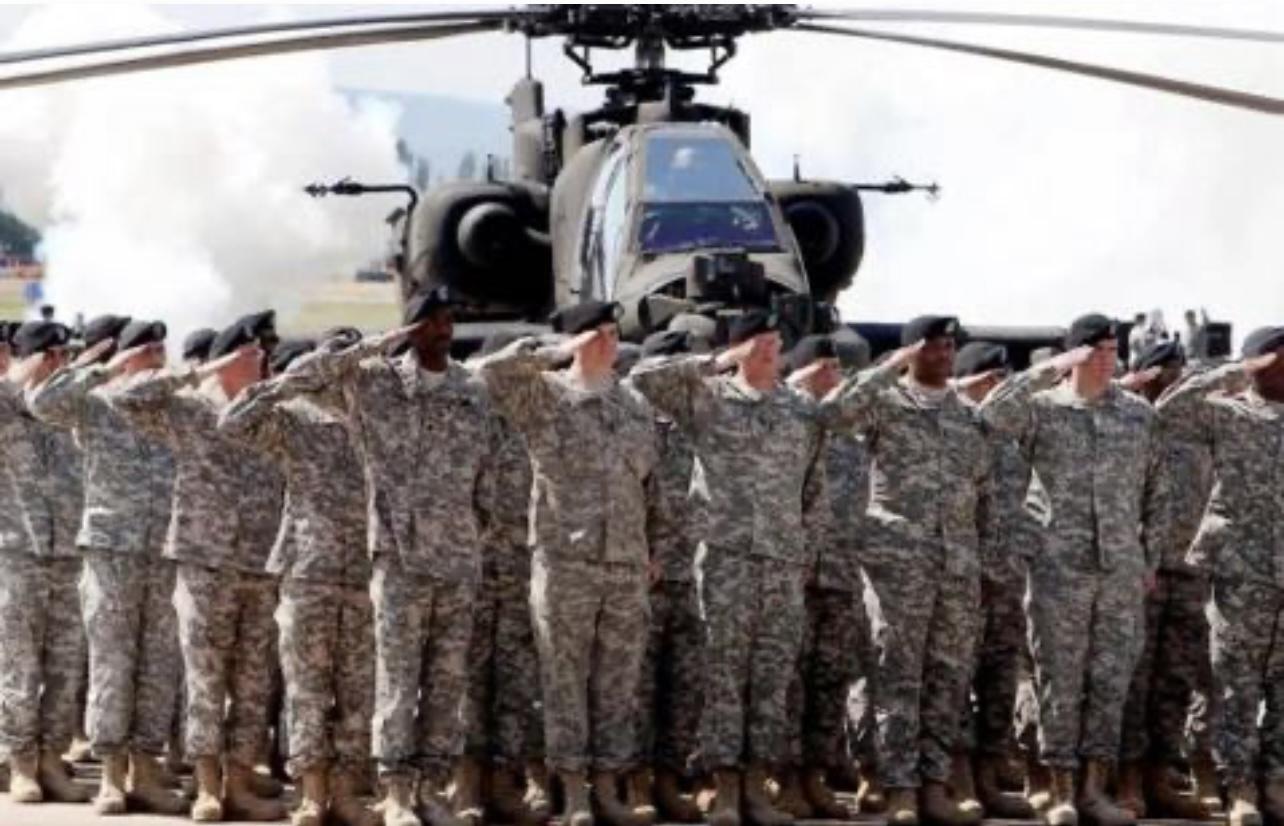Fuerzas Armadas de EEUU dicen obedecerán y apoyará nuevas autoridades