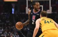 Los Clippers ganan a los Jazz e igualan la serie
